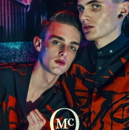 McQ Alexander McQueen SS14 Campaign