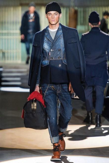 Milan Fashion Week: Men FW14 – Dsquared²