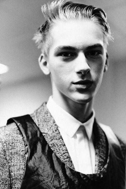 Paris Fashion Week: Men FW14 – Kris Van Assche
