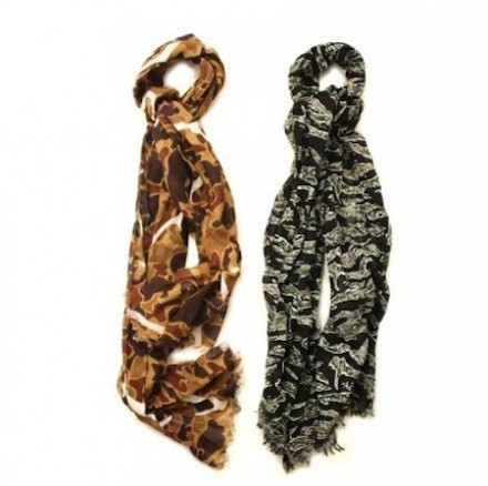 South2 West8 – Needdles' Scarf Collection