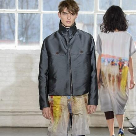 NY Fashion Week FW14 – Duckie Brown