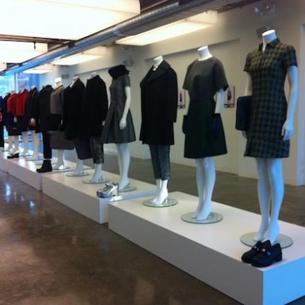 NY Fashion Week FW14 – Jil Sander Navy