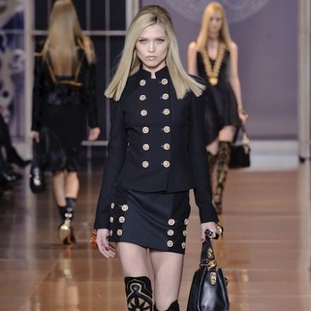 Milan Fashion Week FW14 – Versace
