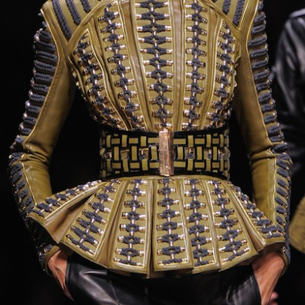 Paris Fashion Week FW14 – Balmain