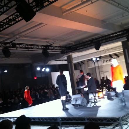 NY Fashion Week FW14 – MM6