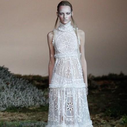 Paris Fashion Week FW14 – Alexander McQueen