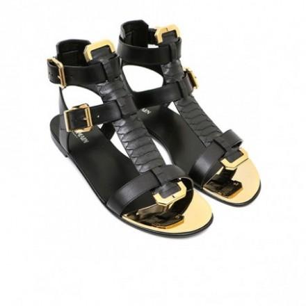 Balmain SS14 Footwear