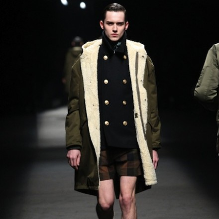 Tokyo Fashion Week FW14 – Mr. Gentleman