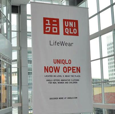 UNIQLO USA Grand Opening Weekend!
