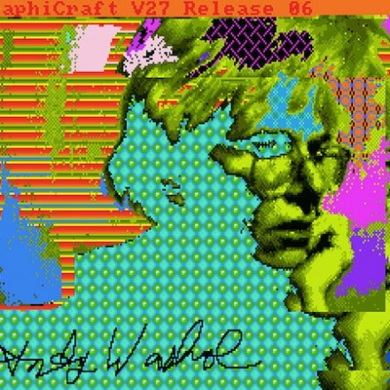 Lost Andy Warhol Art Found on Floppy Disks
