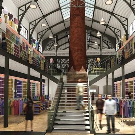 Uniqlo Launches New Store Model in Paris