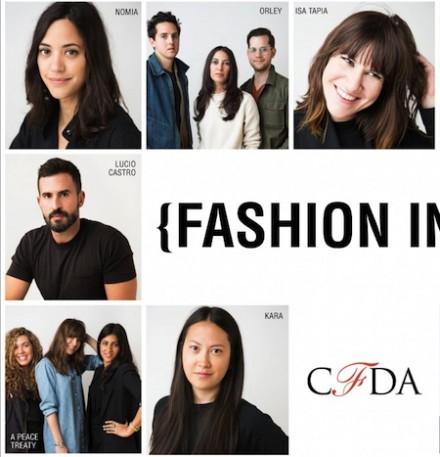 CFDA {Fashion Incubator} Open House