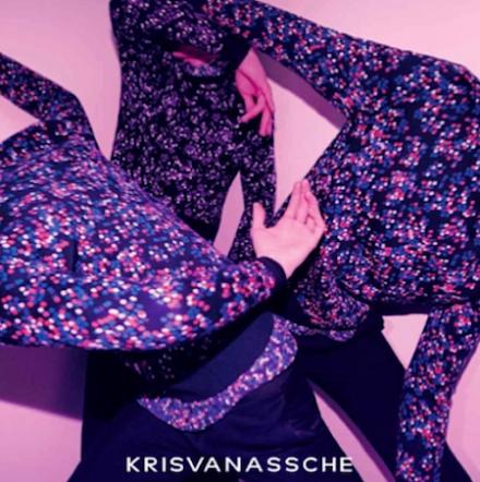Kris Van Assche FW14 Campaign Preview