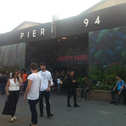 Liberty Fairs NYC Men's SS15