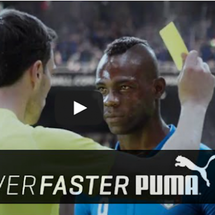 #ForeverFaster PUMA