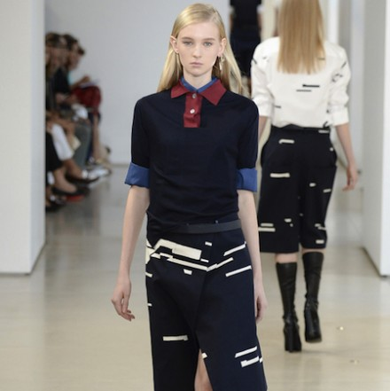 Milan Fashion Week SS15 – Jil Sander
