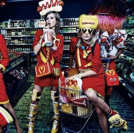 My Market Days – Vogue Japan