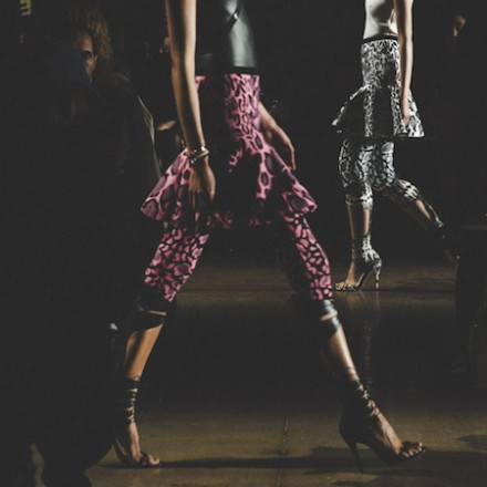 NY Fashion Week SS15 – Ohne Titel