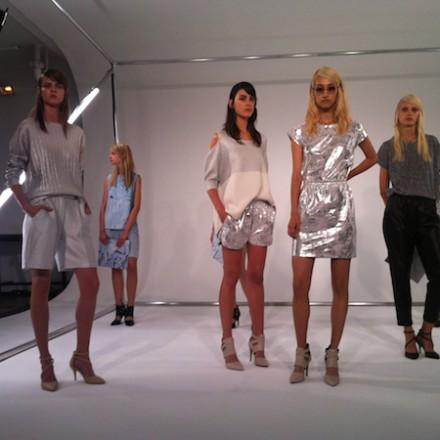 NY Fashion Week SS15 – Zoë Jordan