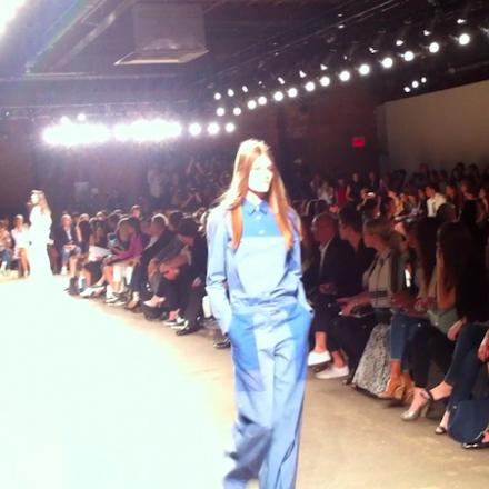 NY Fashion Week SS15 – ICB