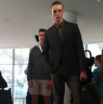 NY Fashion Week SS15 – JACK SPADE