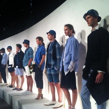 NY Fashion Week SS15 – J.Crew