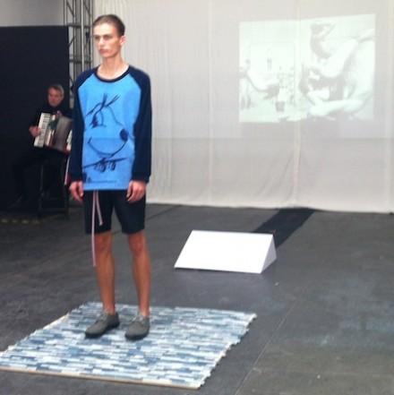 NY Fashion Week SS15 – Lucio Castro