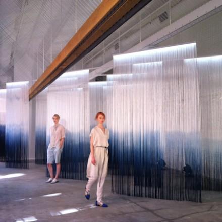 NY Fashion Week SS15 –  pas de calais