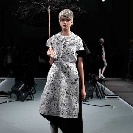 Paris Fashion Week SS15 – Anrealage