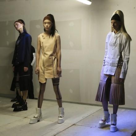Paris Fashion Week SS15 – Hood by Air