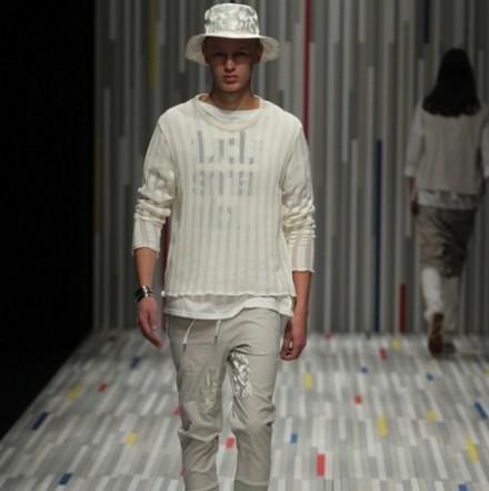 Tokyo Fashion Week SS15 – Factotum