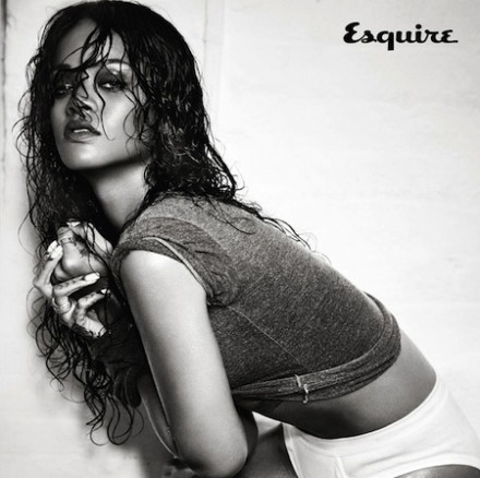 Rihanna for Esquire UK