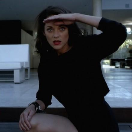 Snapshot in LA – Marion Cotillard