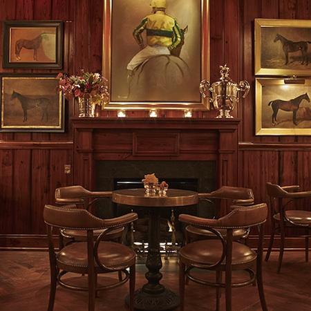 Ralph Lauren Polo Bar Opening
