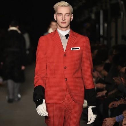 Milan Fashion Week: Men FW15 – Andrea Pompilio