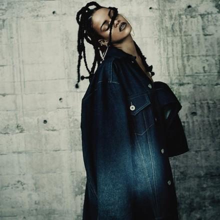 Rihanna for i-D Mag Pre-Spring 2015