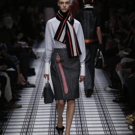 Paris Fashion Week FW15 – Balenciaga