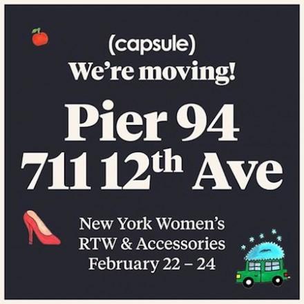 {capsule} New York Women's FW15