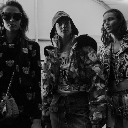 Milan Fashion Week FW15 – Moschino