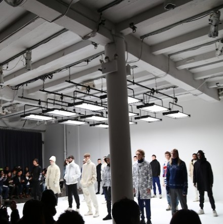 NY FASHION WEEK FW15 –  N. Hoolywood