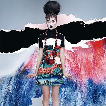 Antidote magazine Fashion Story #2