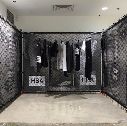 Hood by Air Installation at Dover Street Market New York