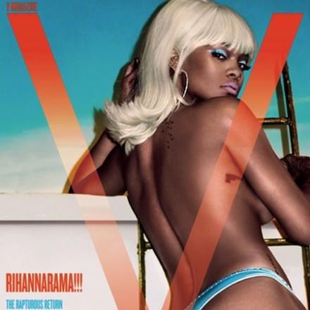 Rihanna for V Magazine Summer 2015