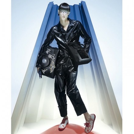 Loewe Spring/Summer 2016 Campaign Preview