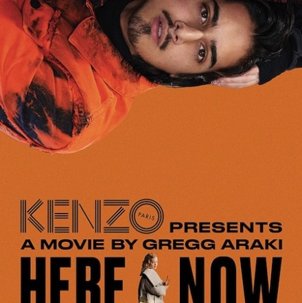 """KENZO """"Here Now"""" a movie by Gregg Araki"""