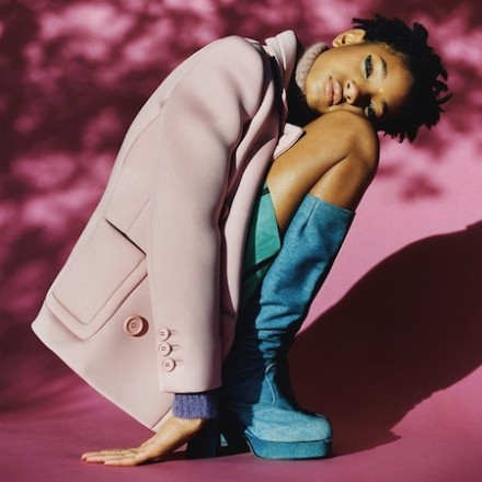 Willow Smith for i-D Magazine