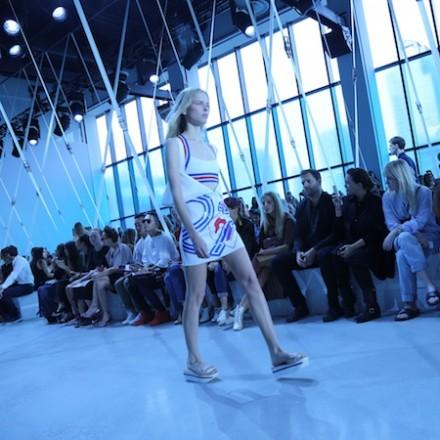 NY Fashion Week SS16 – Lacoste