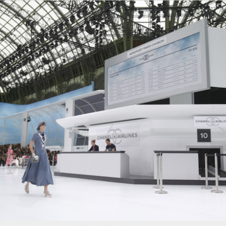 Paris Fashion Week SS16 – Chanel