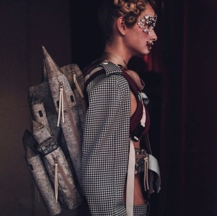 Paris Fashion Week SS16 – Undercover