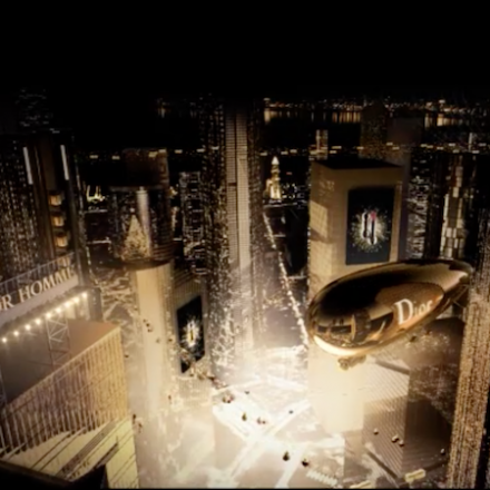 Dior Holiday Lights – The film